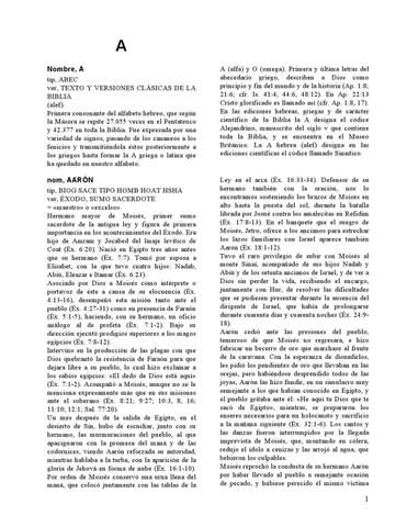 DICIONARIO BIBLICO A K by Carlos Castilla Issuu