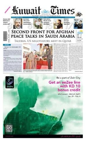 30 Jan 2012 by Kuwait Times - issuu