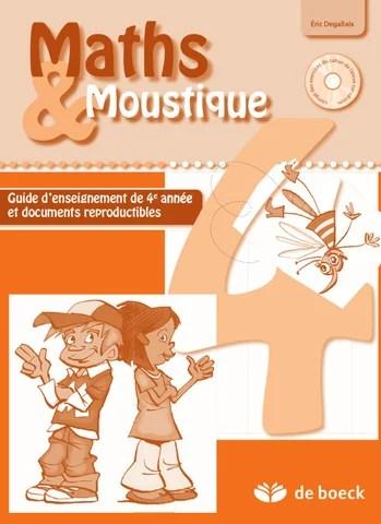 Maths  Moustique by Groupe De Boeck Issuu