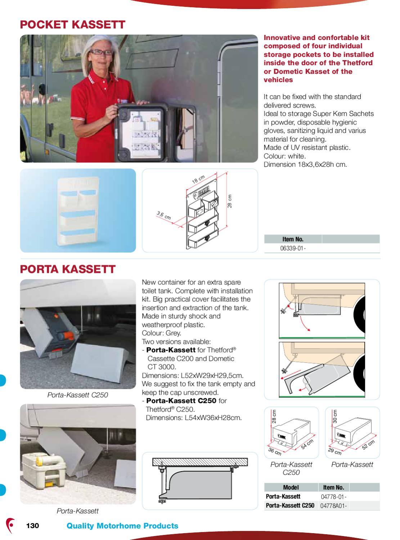thetford c250 toilet wiring diagram australian phone socket rj11 fiamma 2012 catalog by autocaravanas del sol issuu