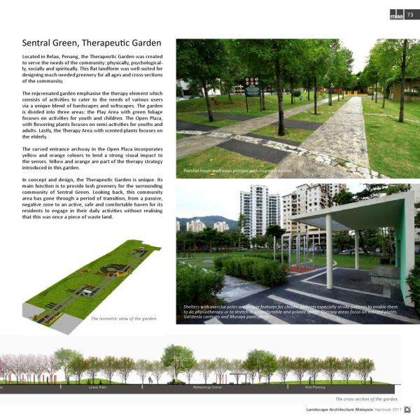 malaysia landscape architecture
