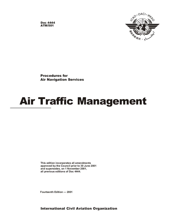 ICAO DOC 9422 PDF