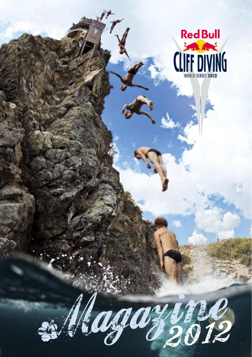 Red Bull Cliff Diving Height : cliff, diving, height, Cliff, Diving, Magazine, Media, House, Issuu