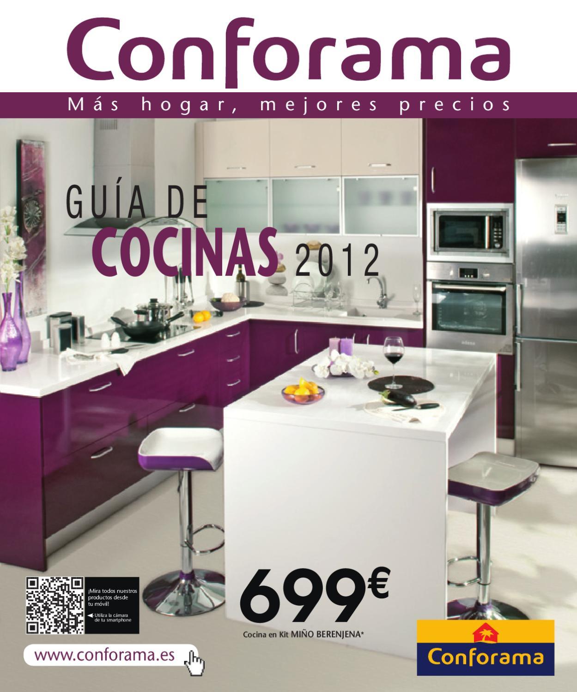 Catlogo Conforama cocinas 2012 by Milyuncatalogoscom  Issuu