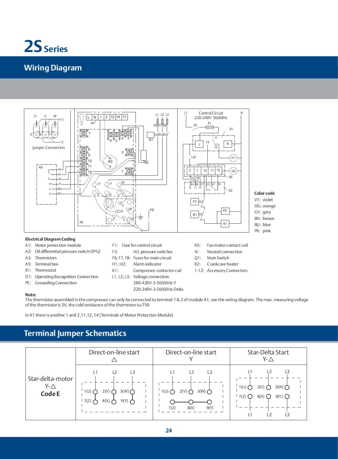 hight resolution of copeland semi hermetic compressor product catalogue feb 2010 by andrew tan lee issuu