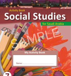 Saudi Social Studies Grade 7 Activity Book 1 SAMPLE by Pearson Middle East  - issuu [ 1500 x 1154 Pixel ]