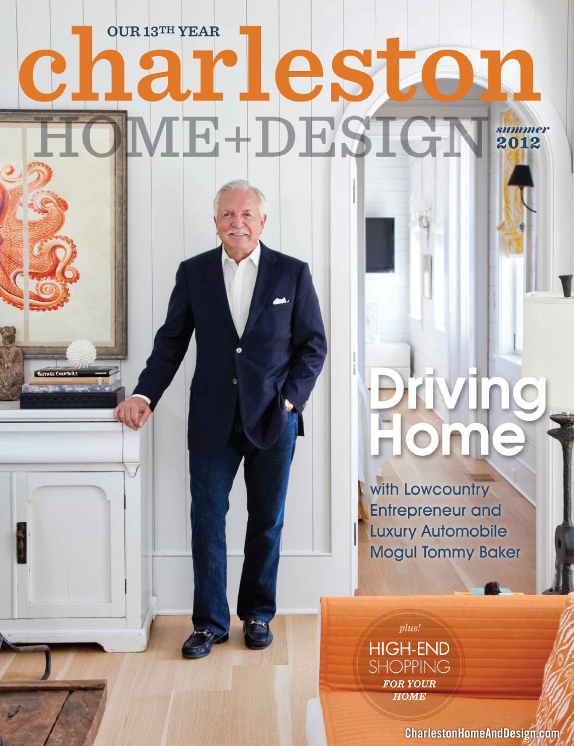 Charleston Home Design Magazine Summer 2012 By Charleston Home