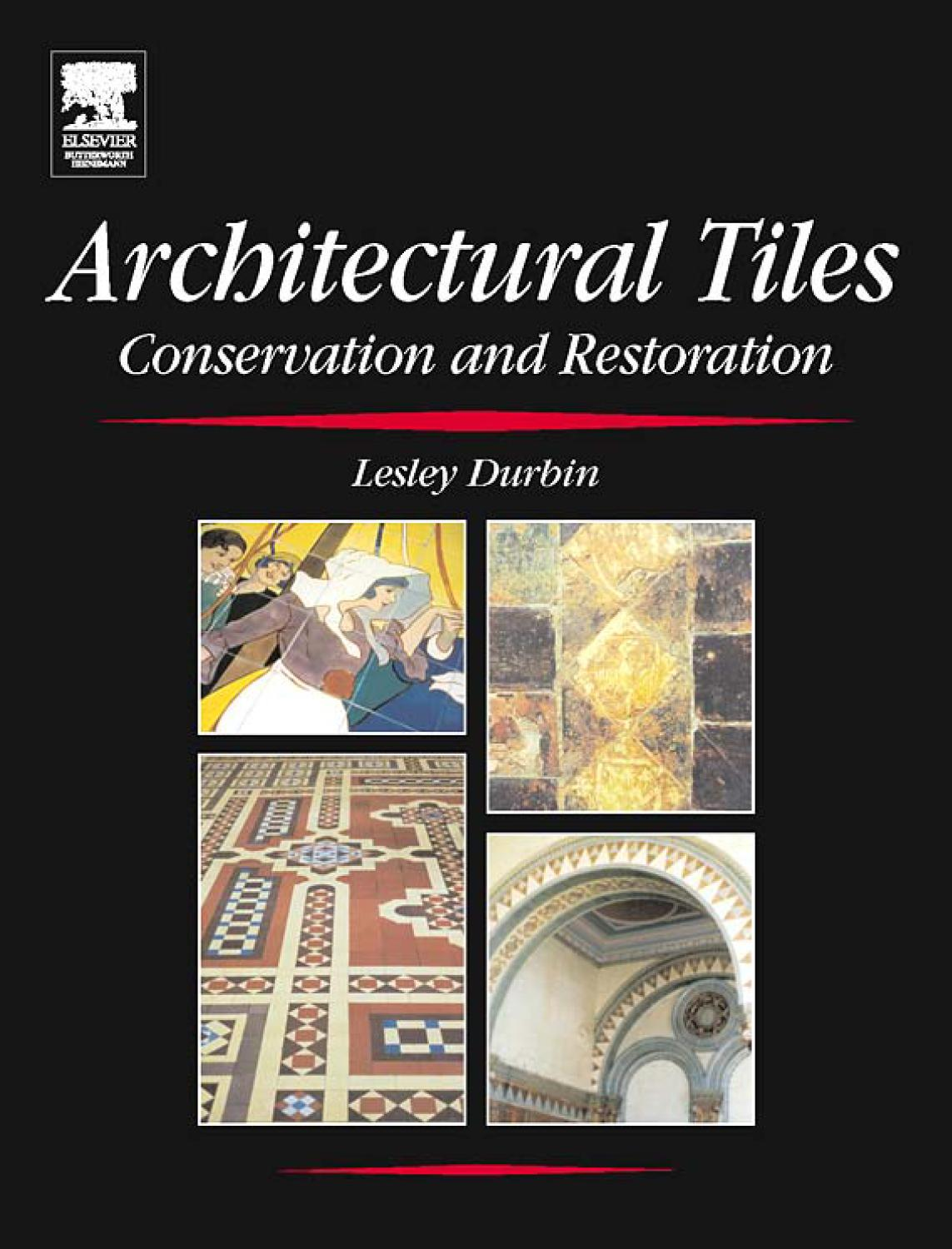 architectural tiles conservation and