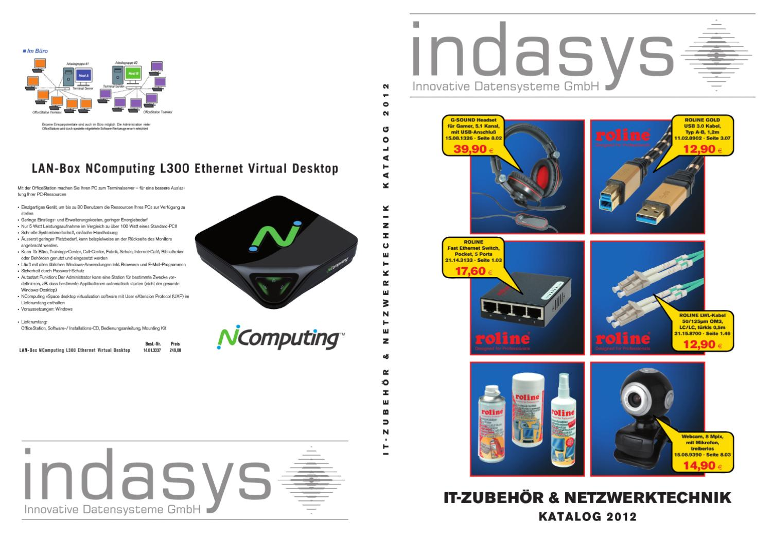 Indasys Catalogue 07 2012 By Tanja Schwarz Issuu