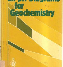 eh ph diagrams for geochemistry douglas g brookins by vinicius santos issuu [ 989 x 1500 Pixel ]