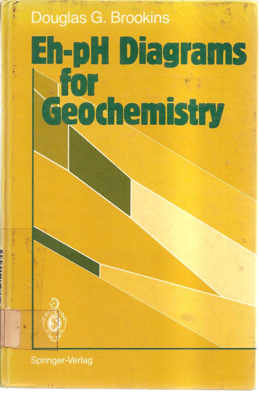 medium resolution of eh ph diagrams for geochemistry douglas g brookins by vinicius santos issuu