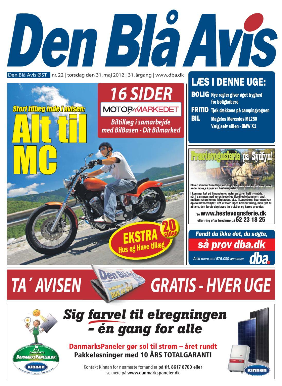 Den Blå Avis ØST 32 2012 by Grafik DBA issuu