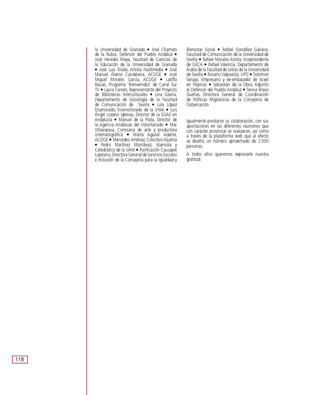 Plan Estratégico de la Cultura en Andalucía by DOCUMENTOS