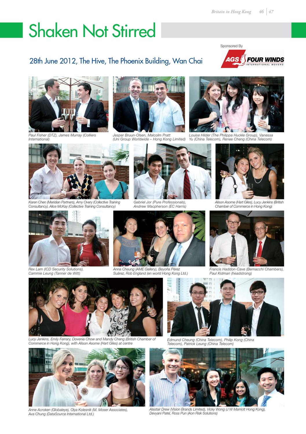 Britain in Hong Kong July/August 2012 by The British Chamber of Commerce - Issuu