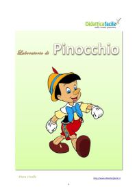 Laboratorio di pinocchio by piera civello - Issuu