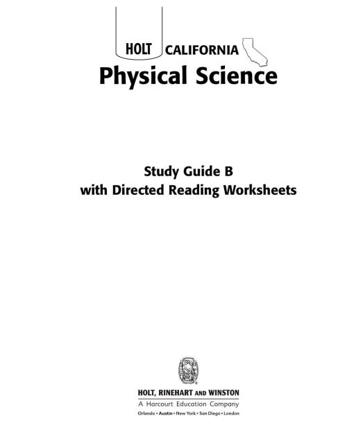 small resolution of 8th Grade Science Worksheets by Lance Green - issuu
