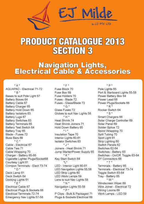 small resolution of ej milde product catalogue 2013 section 3 by ej milde co pty ltd issuu