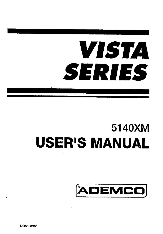 ADEMCO instalacion5140xmum by Sertek Servicios