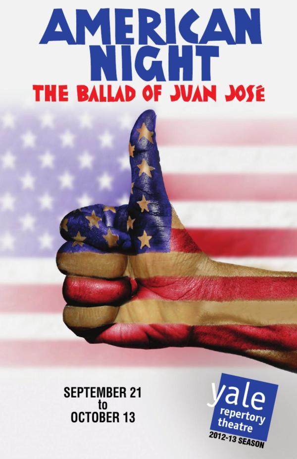 American Night Ballad Of Juan Jos Yale Repertory