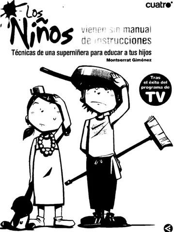 Los niños vienen sin manual instrucciones by ADOLFO MOYA