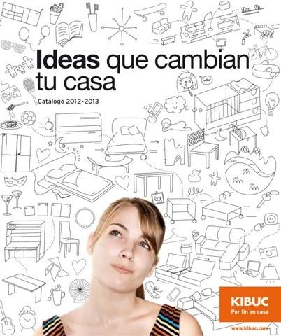 CATALOGO GENERAL 2012 by Kibuc  Issuu