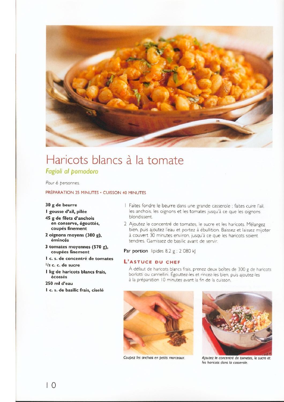 Cuisson Des Haricots Blancs Frais : cuisson, haricots, blancs, frais, Cuisine+%C3%A0+L%27Italienne, Vebuka.com