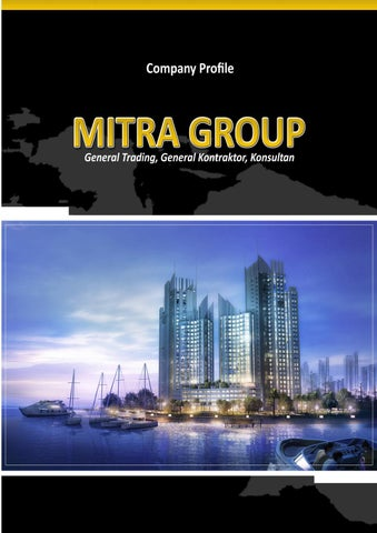 Contoh Company Profile Perusahaan Kontraktor Mitra Group By Tya Ayu Issuu
