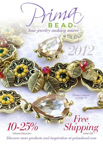 Free Bead Catalogs By Mail : catalogs, Prima, Catalog, Issuu