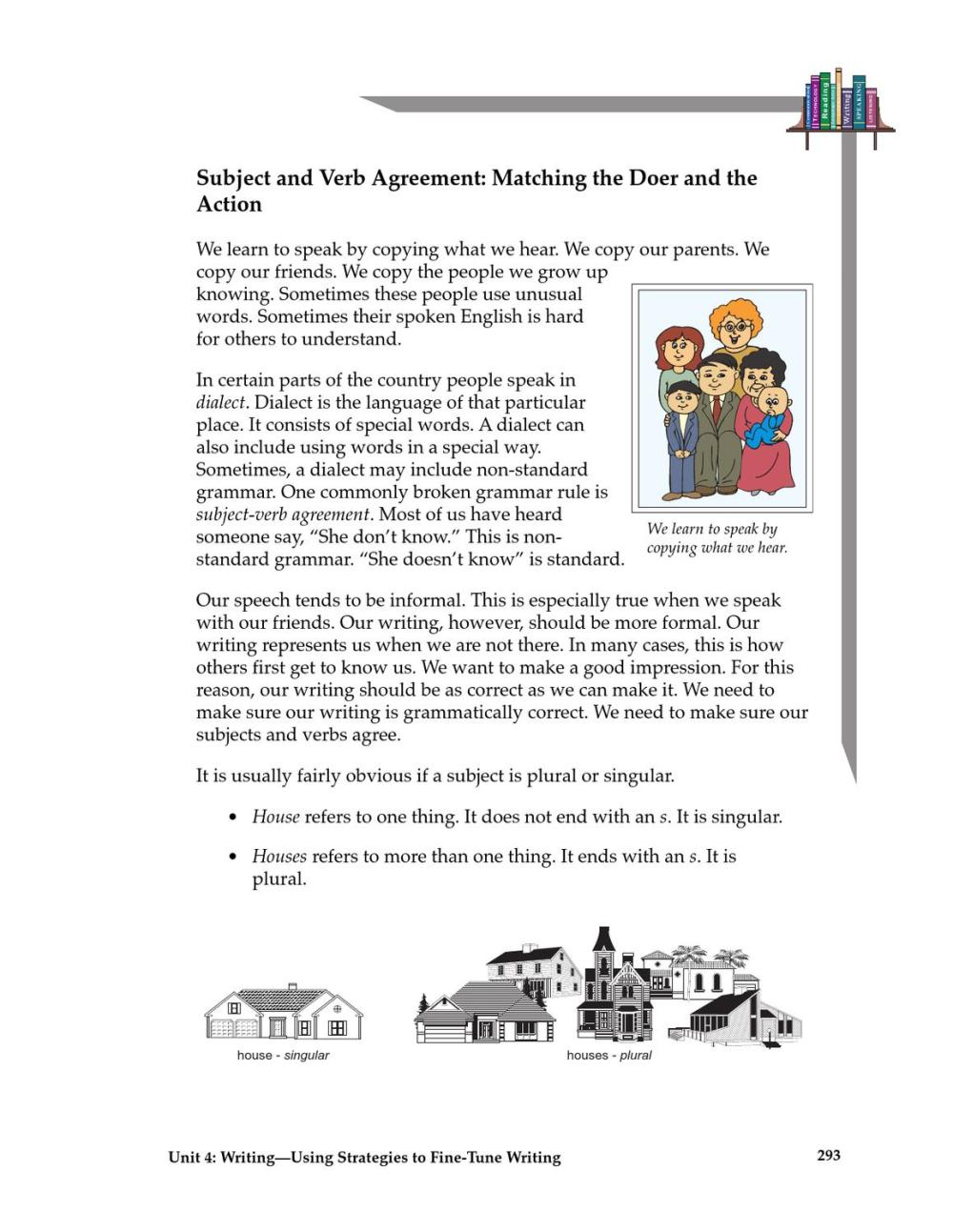 medium resolution of Subject-Verb-Agreement-Handout-and-Exercises by Lauren Mason - issuu