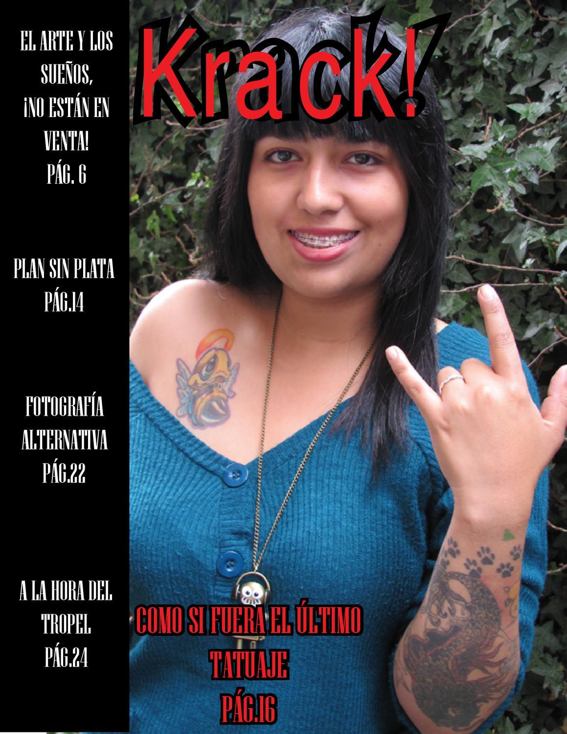 Krack By Andres Vanegas Issuu
