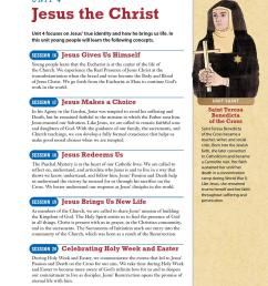 Finding God 2013 Grade 7 School Catechist Guide   PART 3 by Loyola Press -  issuu [ 1500 x 1128 Pixel ]