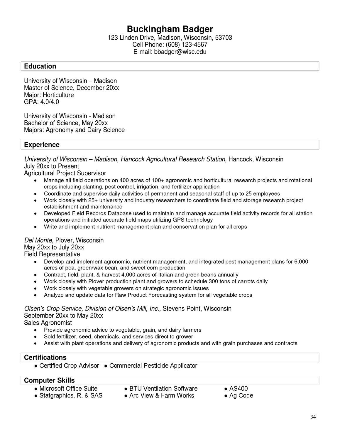 Resume Book By Career Services Issuu