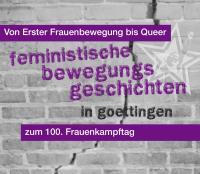 Feministische Bewegungsgeschichte by fem stars - issuu