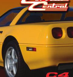 corvette central c4 84 96 corvette parts catalog by corvette central issuu [ 1096 x 1500 Pixel ]