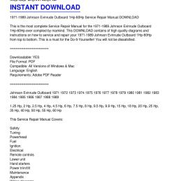 1971 1989 johnson evinrude outboard 1hp 60hp service repair manual download by felicia carlton [ 1159 x 1499 Pixel ]