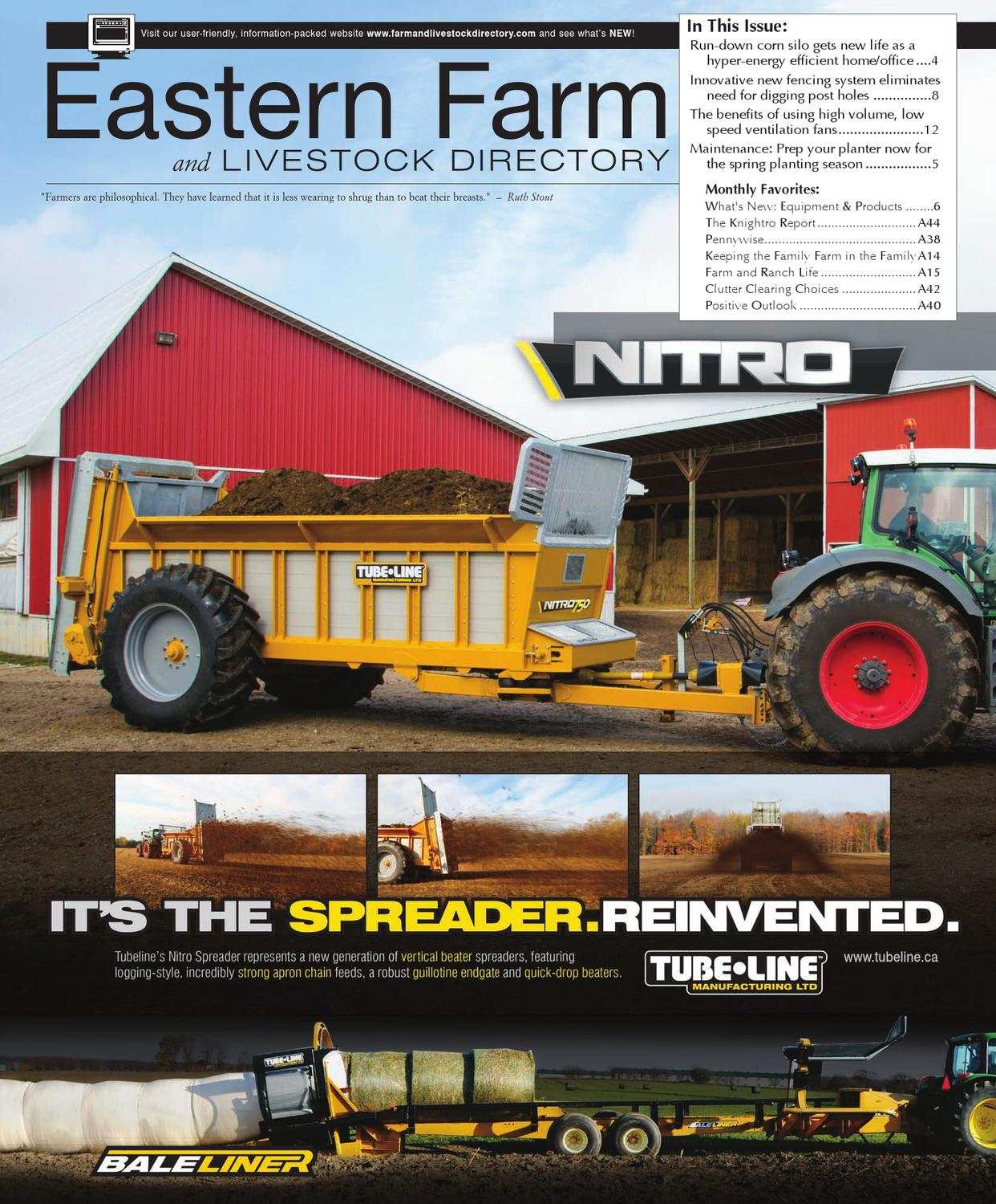 hight resolution of eastern farm and livestock directory january 2013 by five star publishing inc issuu