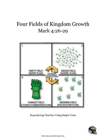 Four Fields of Evangelism by Servant of Messiah Ministry