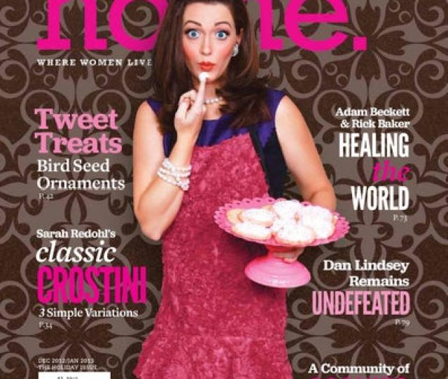 Columbia Home Magazine December