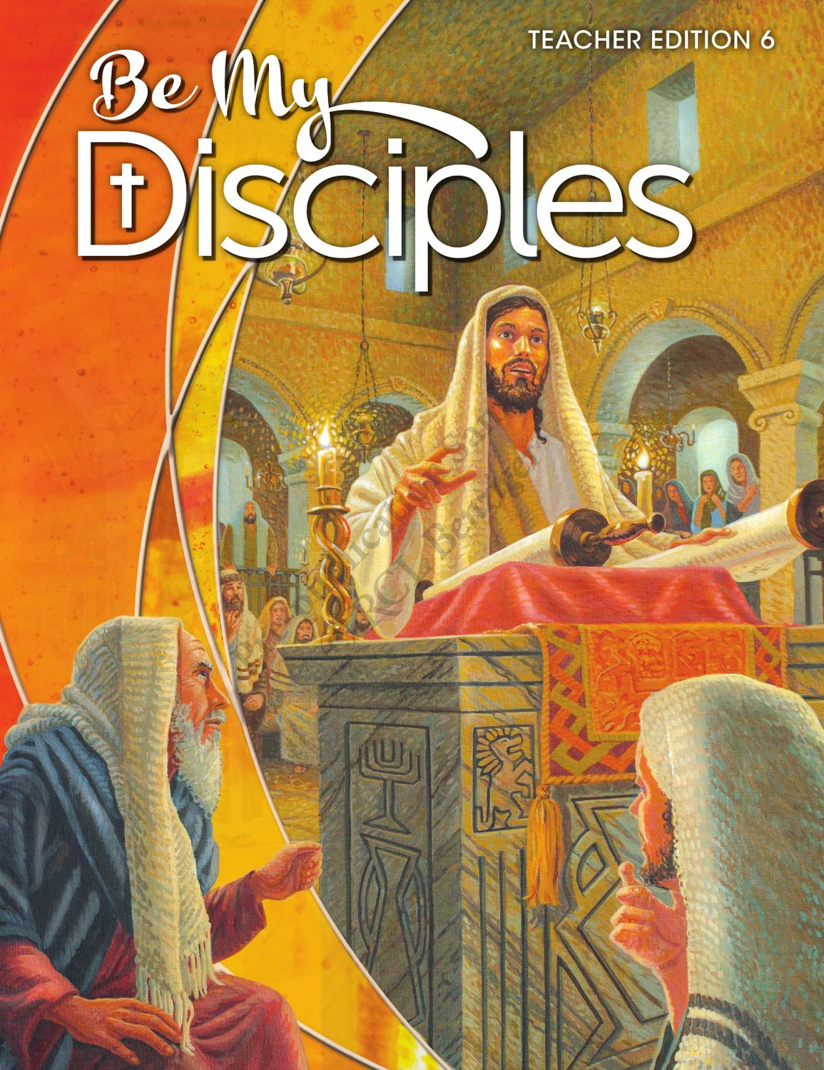 hight resolution of Be My Disciples TE Gr 6 by RCL Benziger - issuu
