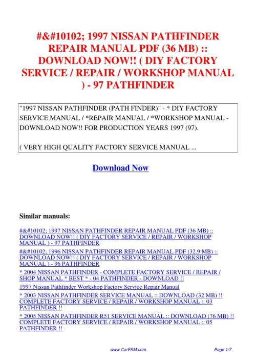small resolution of 2012 nissan frontier owner manual pdf