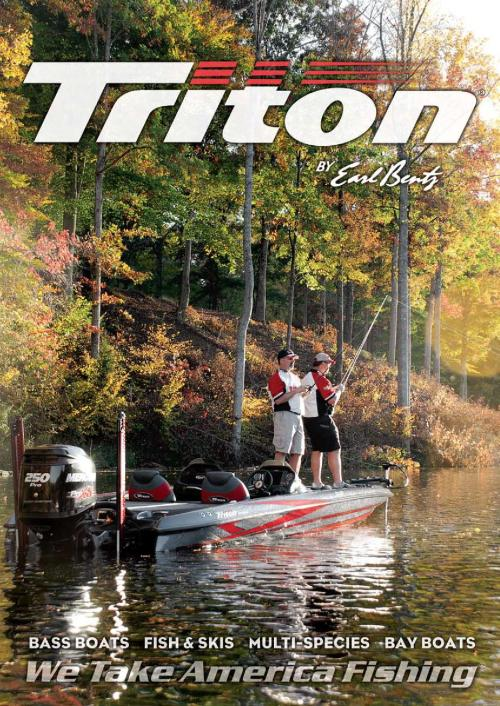 small resolution of  2013 triton boats freshwater catalog by triton boats issuu on