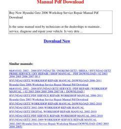 hyundai getz user manual pdf manuals dolpnin [ 1060 x 1500 Pixel ]
