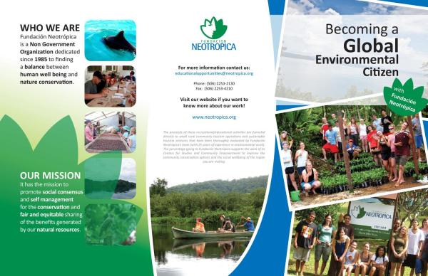 Environmental Global Citizenship Program Fundaci