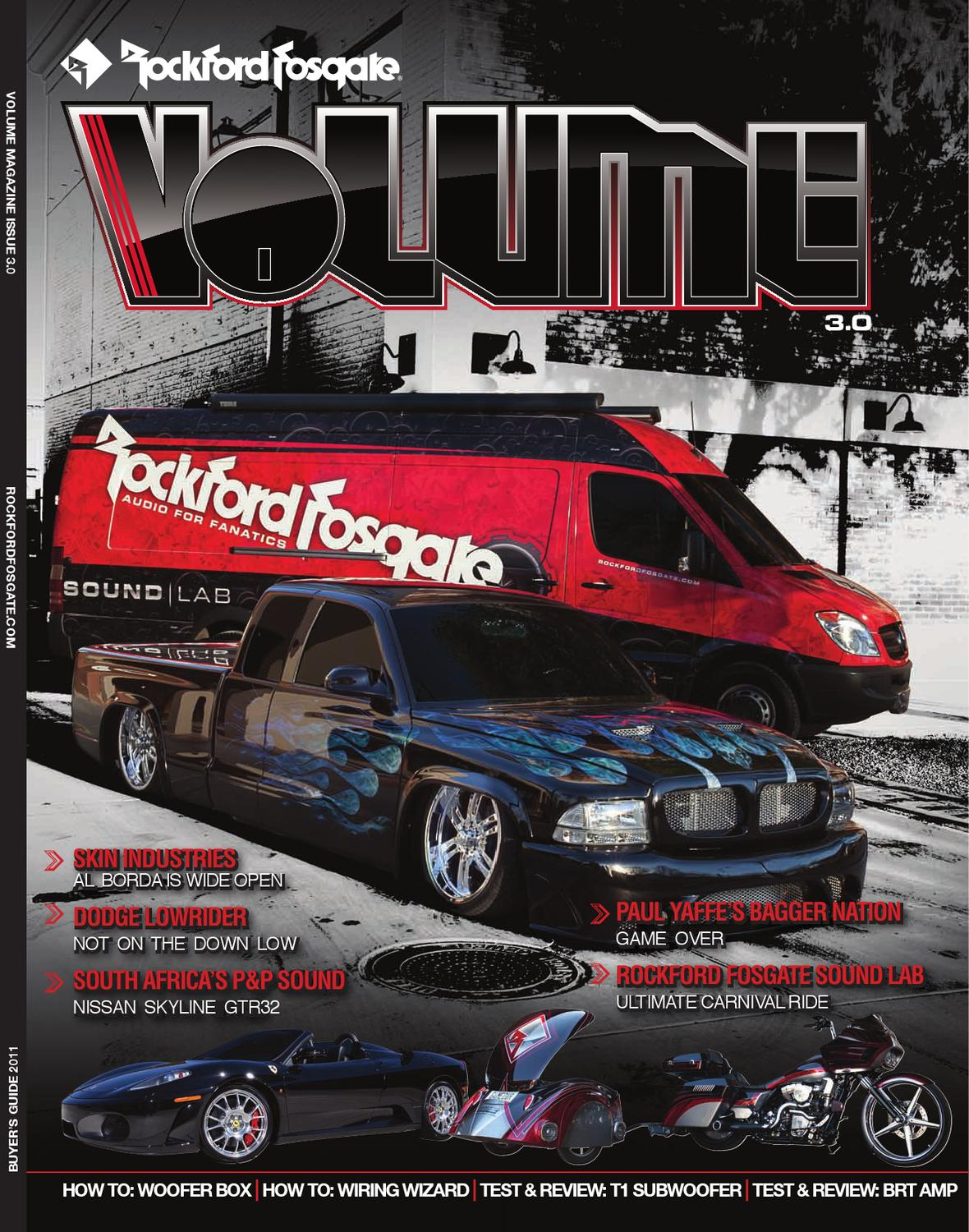 rockford fosgate t1 wiring diagram 1 way switch volume 2011 by issuu