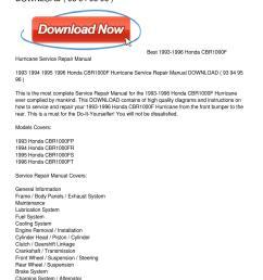 1993 1996 honda cbr1000f hurricane service repair manual download by 2012 honda cr v wiring [ 1159 x 1499 Pixel ]