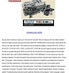 download service repair manual yanmar 6lp ser [ 1060 x 1500 Pixel ]