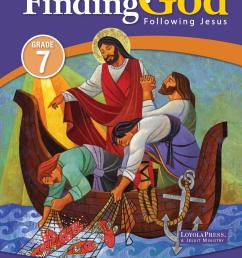 Finding God 2013 Grade 7 Parish Catechist Guide   PART 1 by Loyola Press -  issuu [ 1500 x 1139 Pixel ]