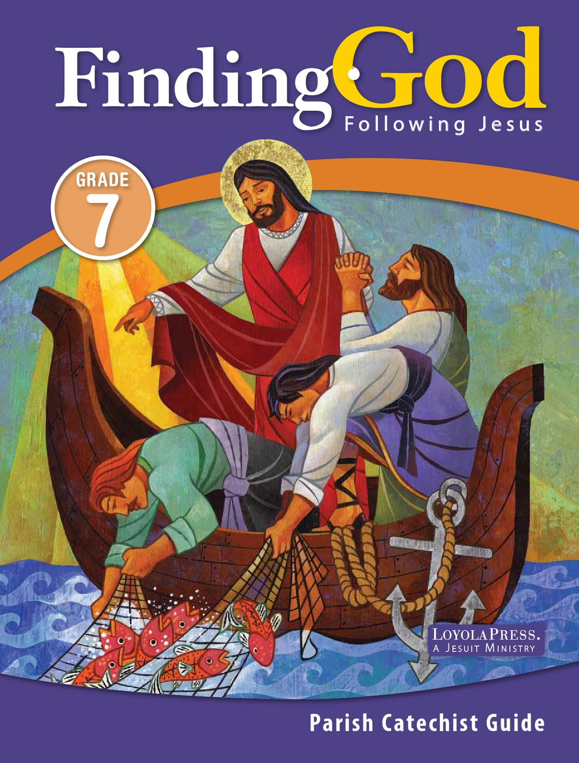 hight resolution of Finding God 2013 Grade 7 Parish Catechist Guide   PART 1 by Loyola Press -  issuu