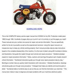 honda rebel 250 engine repair guide [ 1060 x 1500 Pixel ]