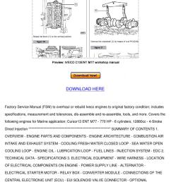iveco cursor c13 ent m77 workshop repair manu by darci lovering issuu 2001 arctic cat 400 wiring diagram  [ 1060 x 1500 Pixel ]